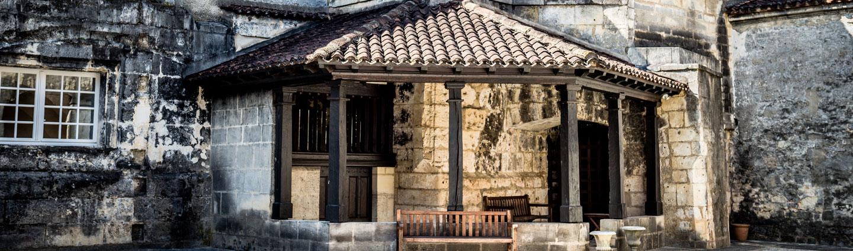 chateau royal de cognac terrace