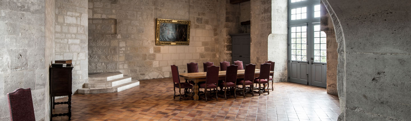 chateau royal de cognac meeting room
